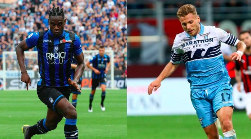 Atalanta-Lazio, le principali statistiche del match