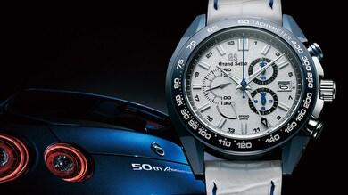 Un nuovo cronografo Seiko per celebrare la Nissan GT-R