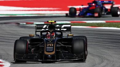 F1, test Barcellona: avanti Magnussen, Fuoco secondo