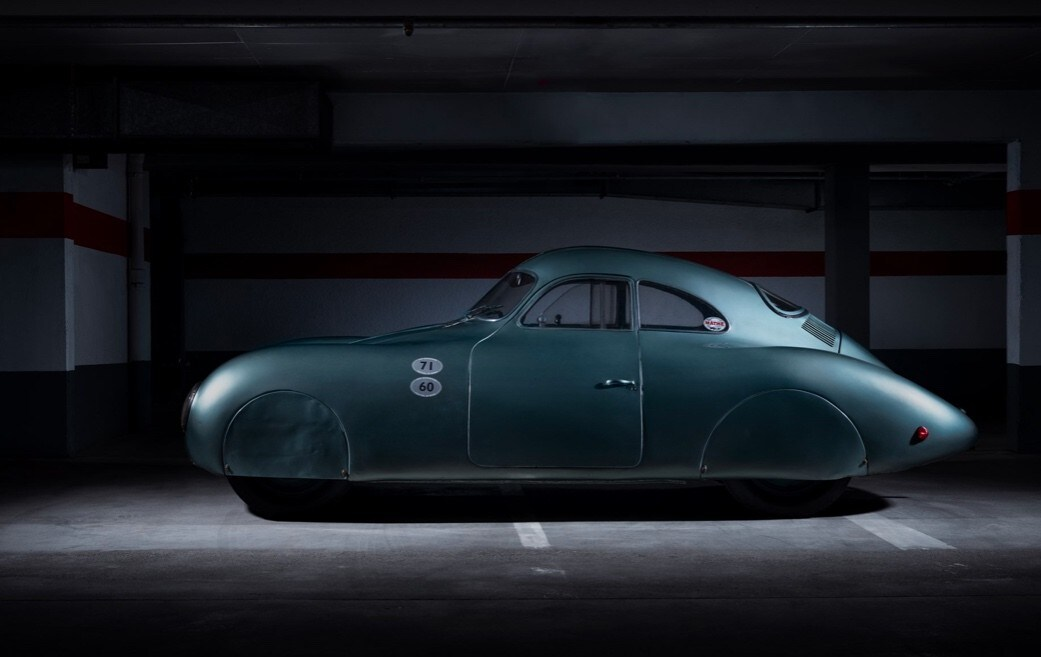 Porsche Type 64: tutte le foto