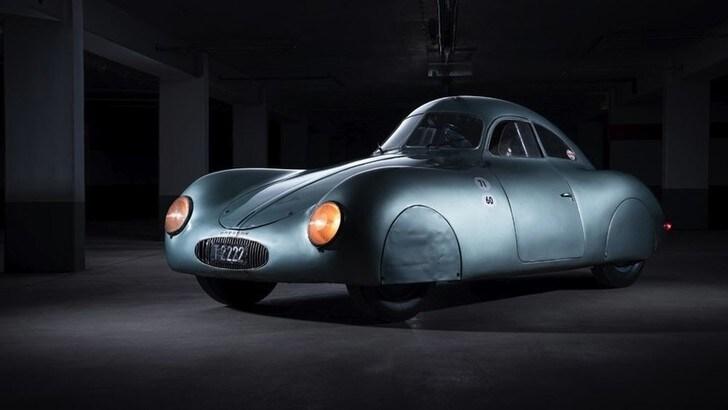 All'asta Porsche Type 64, la prima di tutte