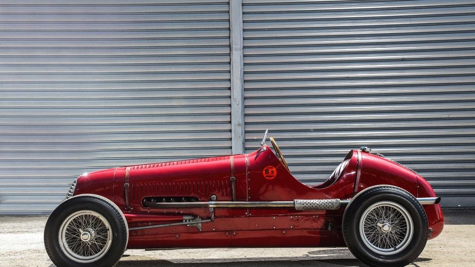 Targa Florio, il record Maserati Tipo 6CMcompie 80 anni