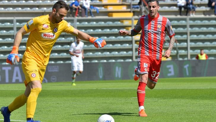 Serie A Frosinone, terapie per Salamon e Gori