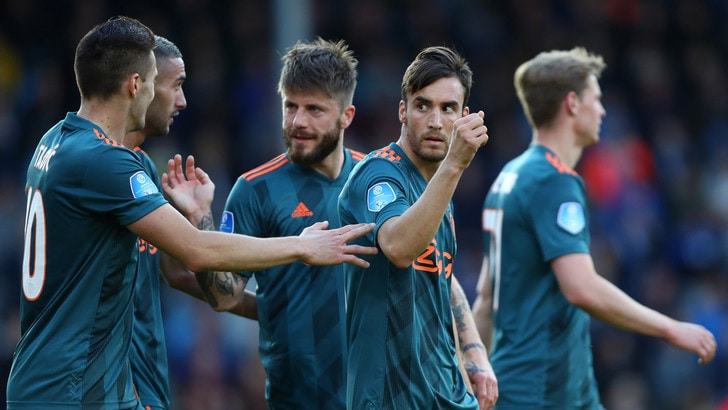 Fantastico Ajax: è campione d'Olanda per la 34ª volta