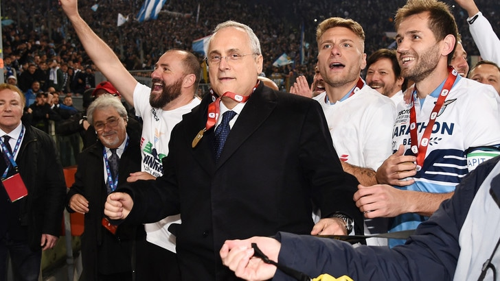 Lotito a Inzaghi: «Ho mandato a quel paese Gasperini»