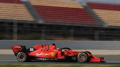 F1 Ferrari, Fuoco: «È stata una giornata utile»