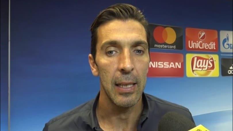 Buffon, A Breve L'incontro Coi Dirigenti Del PSG