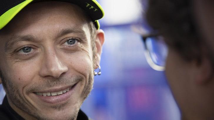 MotoGp Yamaha, Rossi: «Devo tornare sul podio a Le Mans»