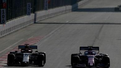 F1 Gp Canada: inaugurata la nuova zona paddock