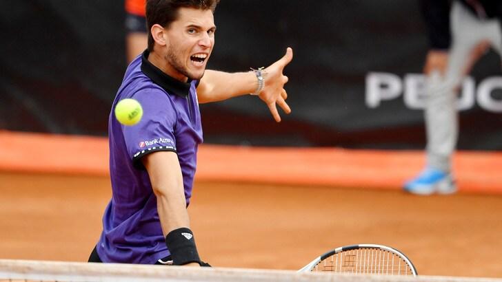 Internazionali, Thiem attacca l'organizzazione: «Tennisti trattati in maniera inaccettabile»
