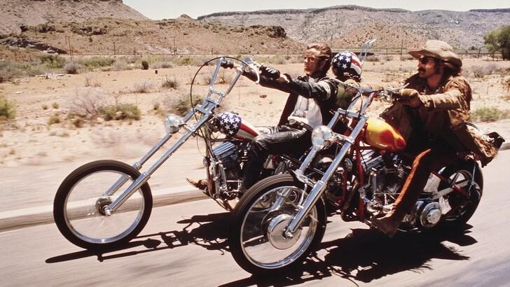 Easy Rider al Festival di Cannes in versione restaurata a 50 anni dall'uscita