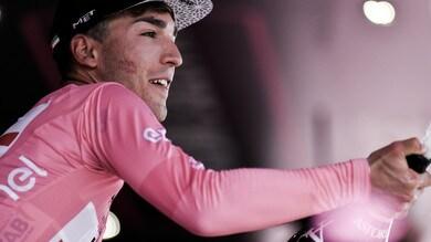 Masnada vince la sesta tappa del Giro d'Italia. Maglia rosa a Conti
