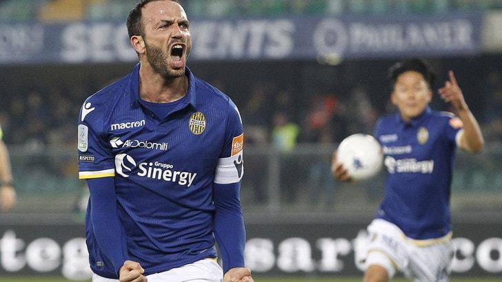 Serie B: Verona-Perugia, avanti i gialloblù