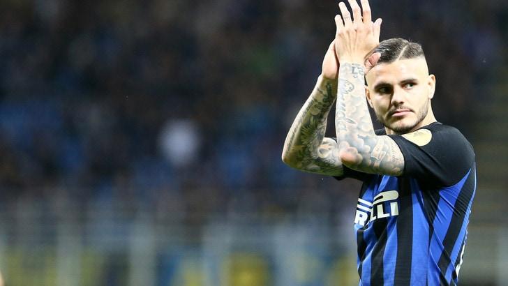 Icardi prende posizione sul futuro: «Io voglio restare all'Inter»