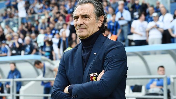 Genoa, Prandelli avverte: «Con il Cagliari la difficoltà sarà la frenesia»