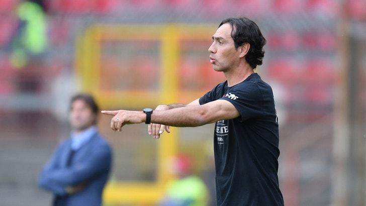 Perugia, Nesta sui playoff col Verona: «Può succedere di tutto, giocheremo con coraggio»