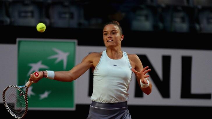 La Sakkari è la quarta semifinalista degli Internazionali