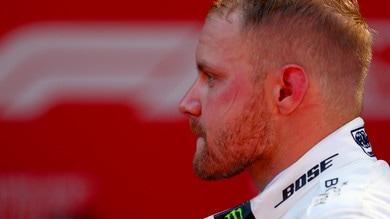Bottas: «Il mondiale di F1 è lungo, devo cogliere ogni occasione»