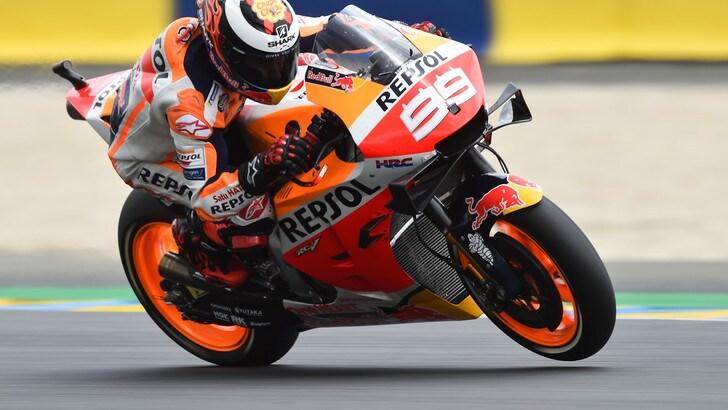 Lorenzo continua con la Honda, Puig smentisce le voci