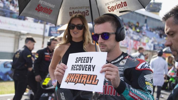 Le Mans, McPhee prende la pole in Moto3