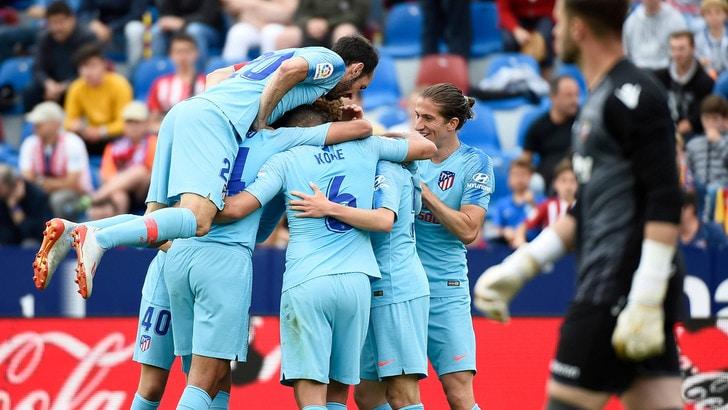 L'Atletico Madrid chiude la Liga con una rimonta. Si salva il Celta Vigo