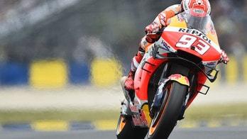 Marquez in pole a Le Mans, vittoria a 1,75