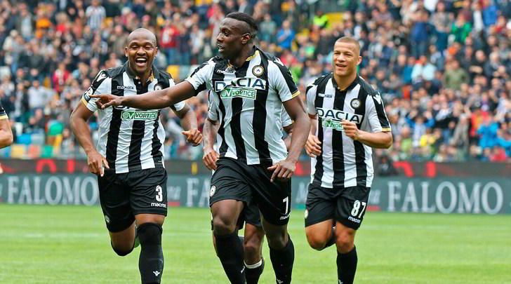 Udinese-Spal 3-2: Tudor sempre più vicino alla salvezza