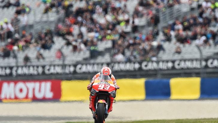 Le Mans: come vederlo in Tv e griglia di partenza per la MotoGp
