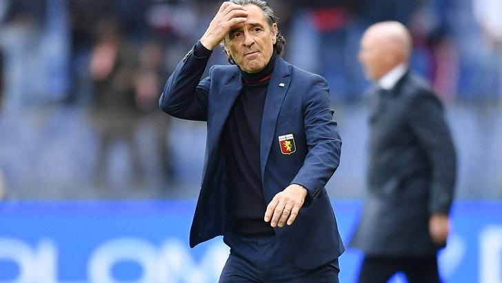 Genoa, Prandelli: «Pareggio importante, ci siamo ancora»