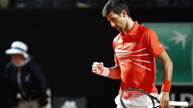 Djokovic raggiunge Nadal in finale agli Internazionali