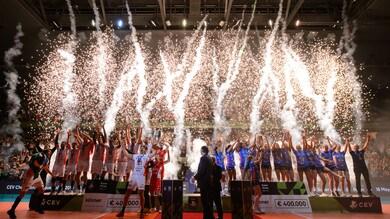 Champions Tricolore,Civitanova batte lo Zenit e se la porta a casa