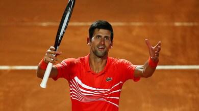 Internazionali d'Italia: dove vedere in tv la finale tra Djokovic e Nadal