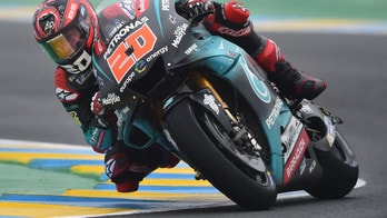 Le Mans: a Quartararo il warm up, Rossi chiude la top ten
