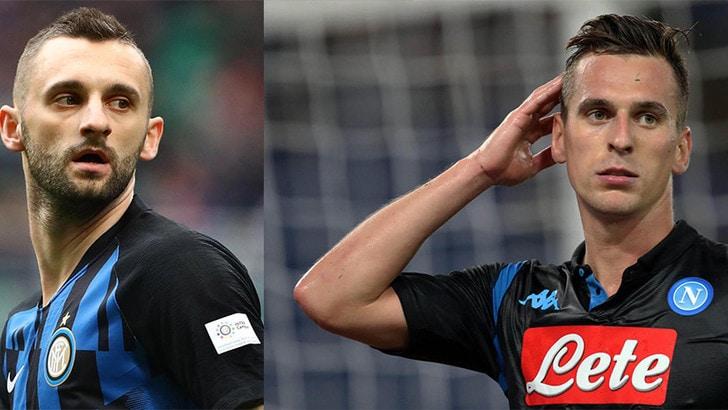 Diretta Napoli-Inter ore 20.30: dove vederla in tv e formazioni ufficiali