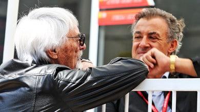 Alesi: «Sono alla Ferrari grazie a Piquet»
