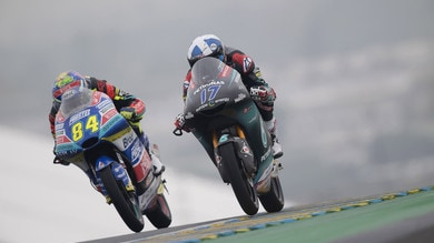 Le Mans: McPhee trionfa in Moto3. Dalla Porta secondo
