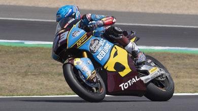 Le Mans, Alex Marquez in trionfo nella Moto2
