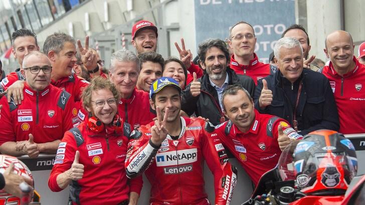 Petrucci: «È fantastico tornare sul podio a Le Mans»