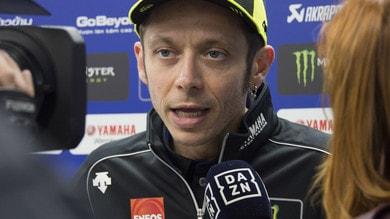 Rossi: «Buon risultato a Le Mans, ma serve più spinta»