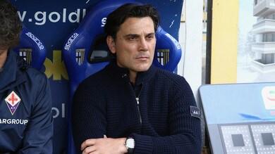 Serie A, Montella squalificato per due turni. Tre giornate a Barba