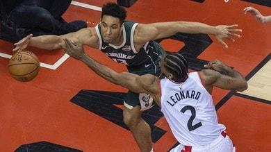Playoff Nba, Toronto si rimette in gioco e accorcia su Milwaukee