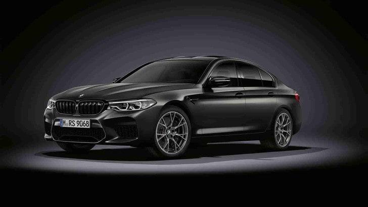 BMW M5 compie 35 anni, arriva l'edizione limitata