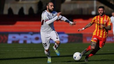 Serie B: Cittadella-Benevento, granata avanti a 2,45