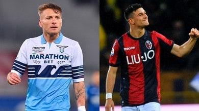Lazio-Bologna, le principali statistiche dell'incontro
