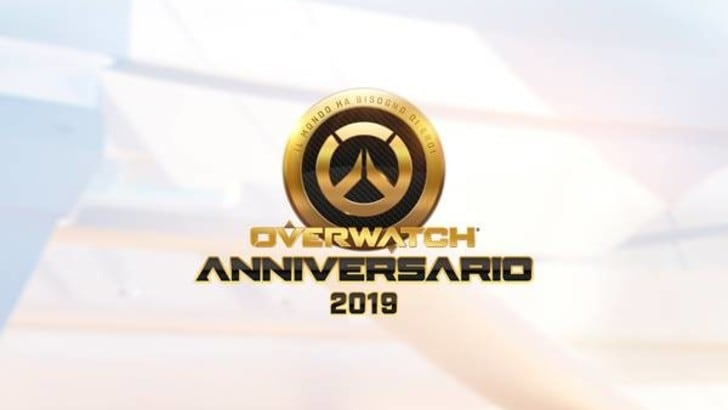 Si avvicina l'anniversario di Overwatch: tante attività in programma