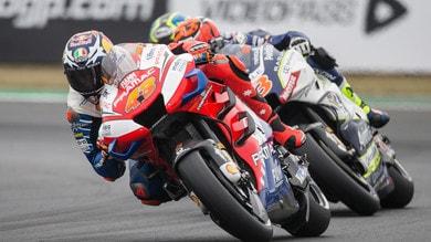 Guidotti: «Miller punta un posto alla Ducati»