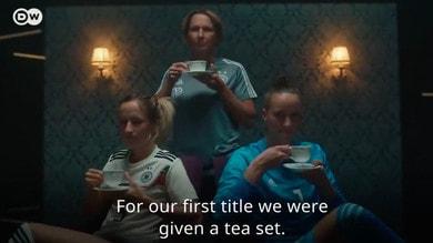 La Germania femminile contro i pregiudizi: «Non abbiamo le palle ma sappiamo come usarle»