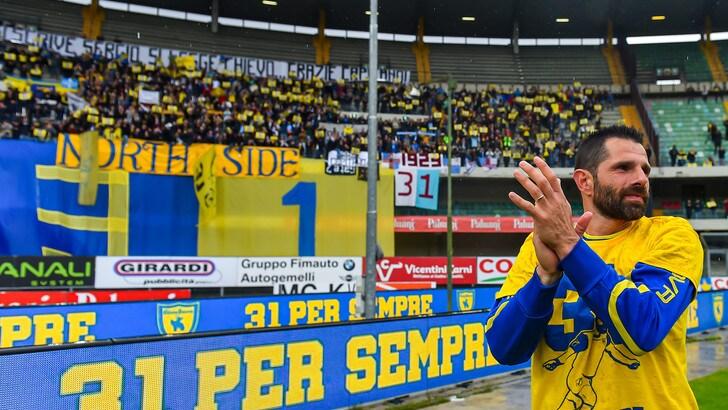 Pellissier e l'addio al calcio: «Giusto farsi da parte. La mia carriera è un'impresa»