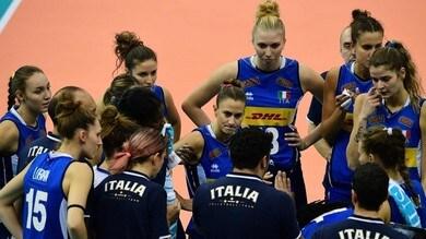 Con Italia-Polonia comincia l'avventura in VNL delle azzurre
