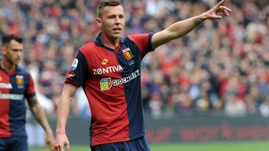 Genoa, Lerager e Biraschi a rischio per la Fiorentina